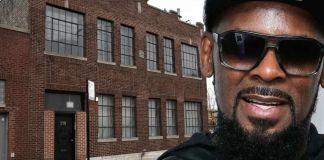 R Kelly Chicago Study Raided by Cops