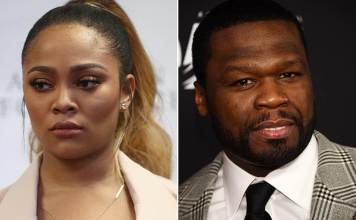 Teairra Mari Ordered To Pay 50 Cent