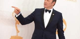 Our Kevin Spacey Radar Is On High