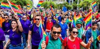 Celebrates Pride