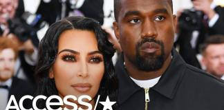 Kim Kardashian And Kanye West Celebrate