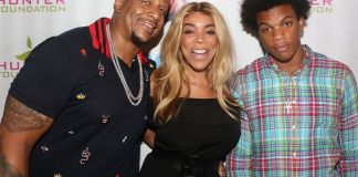 Son of Wendy Williams and Kevin Hunter