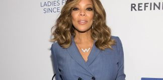 Wendy Williams Leaves Out With Jr After Giving