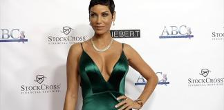 Nicole Murphy Home wrecking Hussy Nicole Murphy Kisses Married Man
