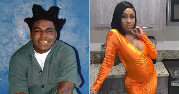 Kodak Black Threatens To Punch Yung Miami is Pregnant Stomach