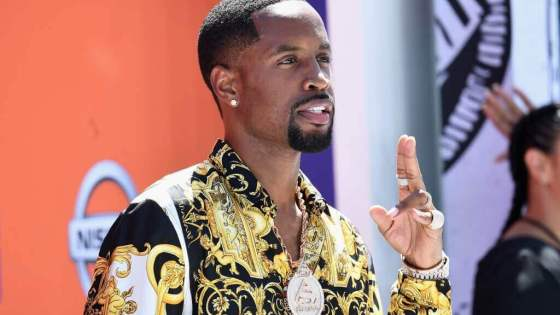 Safaree Selling Dick Legally
