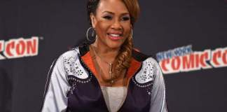 Vivica Fox Coochie Coughing Dust