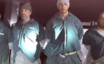 Texas Inmates Caught Escaping
