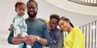 Dwayne Wade Defends His Son Wearing