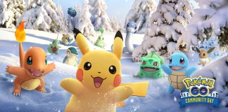 Pokemon Go Updates For December