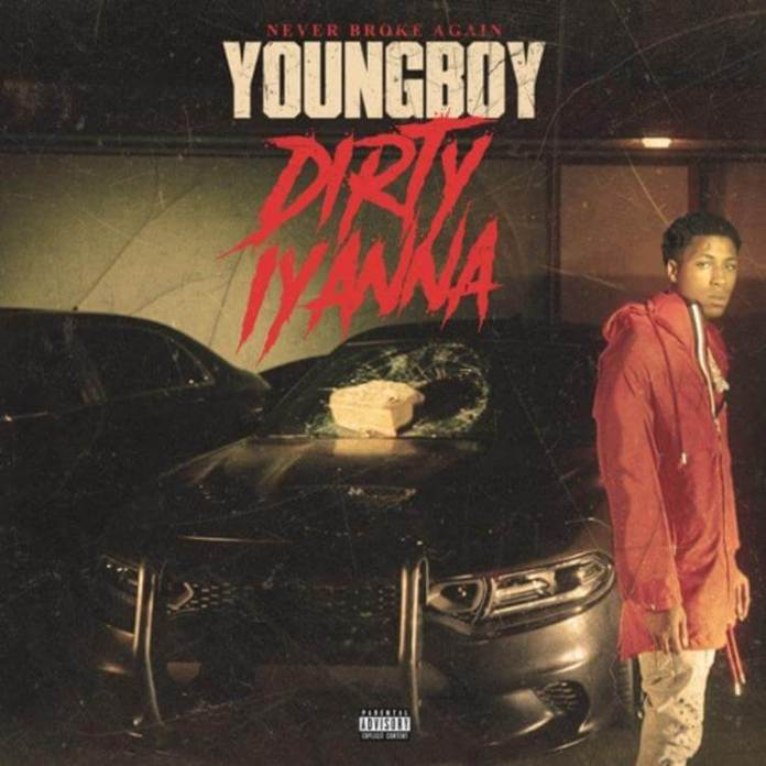 YoungBoy NBA Drops Rendition