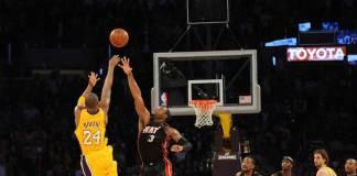Kobe Bryant top 10 plays