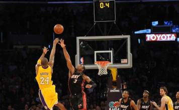 Kobe Bryant top 10 plays