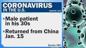 The Coronavirus Reaches-1