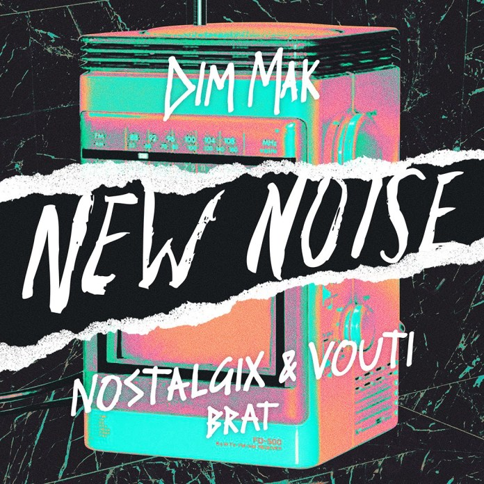 Nostalgix and Vouti Released New Song