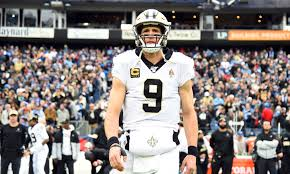 Drew Brees Resigns with Saints
