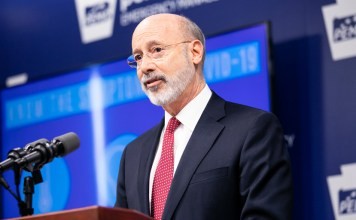 PA Governor Orders Certain Jobs to Close Up Shop