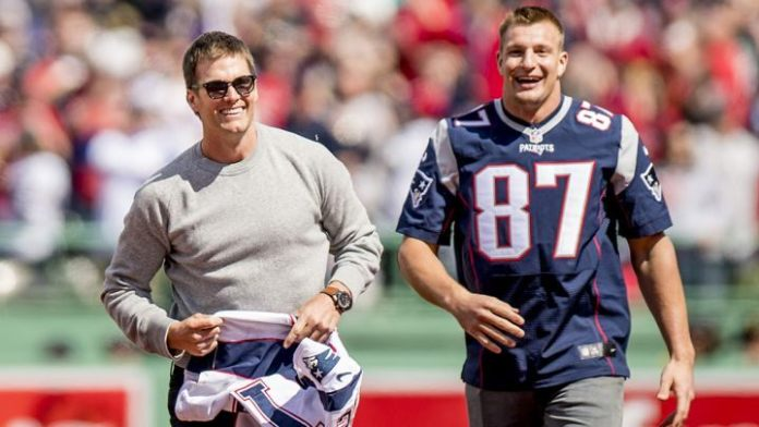 Patriots Traded Gronkowski to the Buccaneers