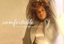 Savannah Cristina Releases Comfortable Song