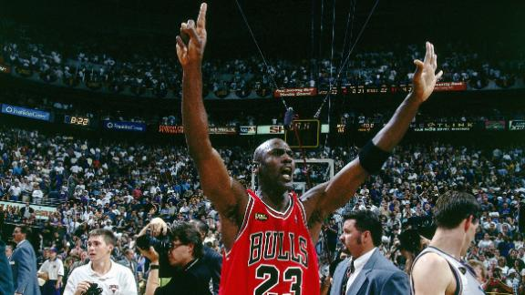 The Last Dance Ep. 9 & 10 Michael Jordan Chicago Bulls The Last Dance Takeaways