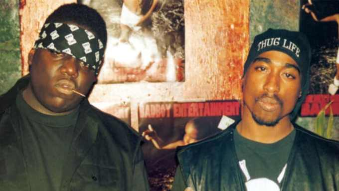 Biggie Vs Pac! A Verzuz For The Culture.