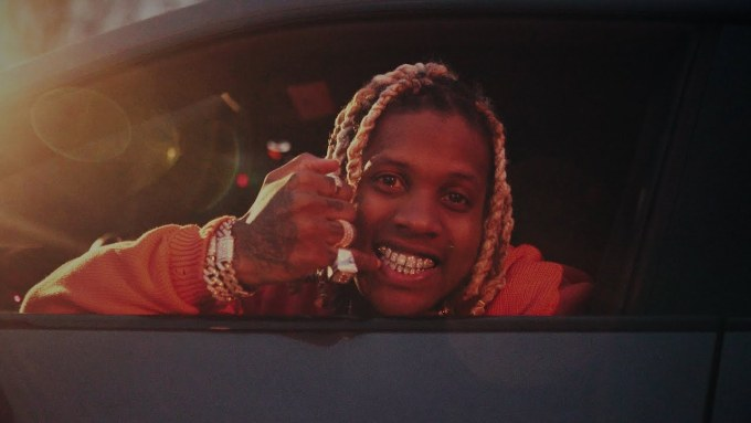 "Lil Durk Takes a Victory Lap in His Lambo in ""Doin Too Much"" Video"