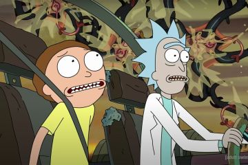 Rick and Morty Season 4 Adult Swim