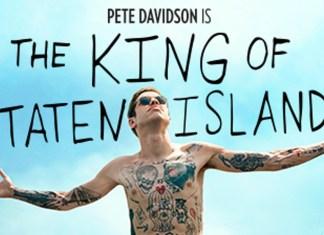 The King of Staten Island Pete Davidson Judd Apatow Bill Burr Machine Gun Kelly