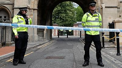 Deadly stabbing attack in the UK