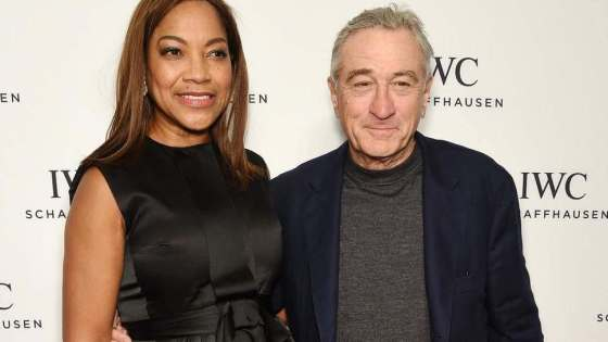 Robert De Niro Splitting