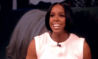 Kelly Rowland on The View