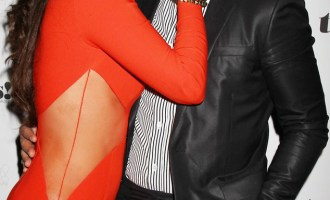Paula Patton and Robin Thicke Separate