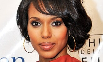 kerry washington updo hypehair