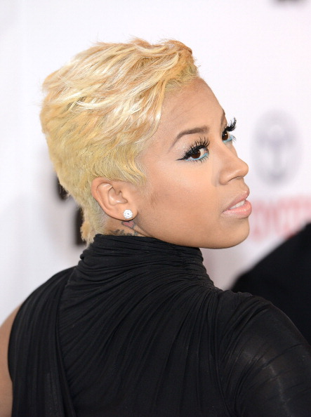 Hair Crush Wednesday Keyshia Coles Colorful And