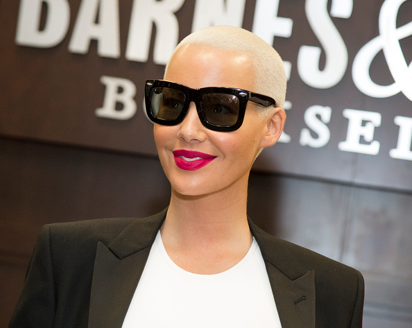 Amber Rose X 'How To Be A Bad Bitch'
