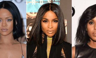Bobs X rihanna x ciara x kerry washington