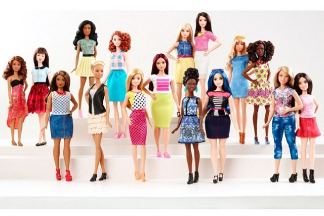 Barbie Fashionista Line