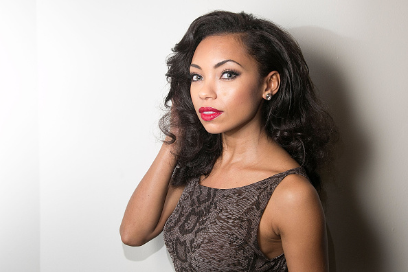 Hype Chat Logan Browning Talks Weaves Amp Rocking The Hair