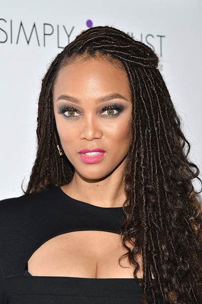 Tyra Banks X Simply Stylist 'Do What You Love' Fashion And Beauty