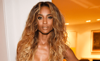 Ciara X Look Of The Day