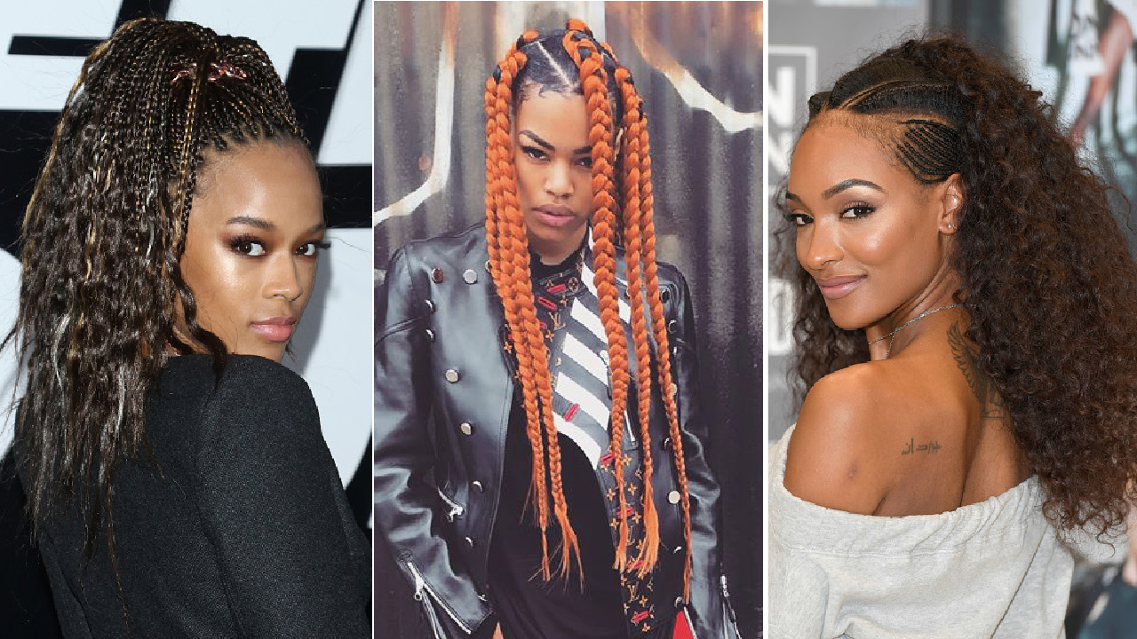 These Celebs Are Serving Up Serious Summer Braid Inspo