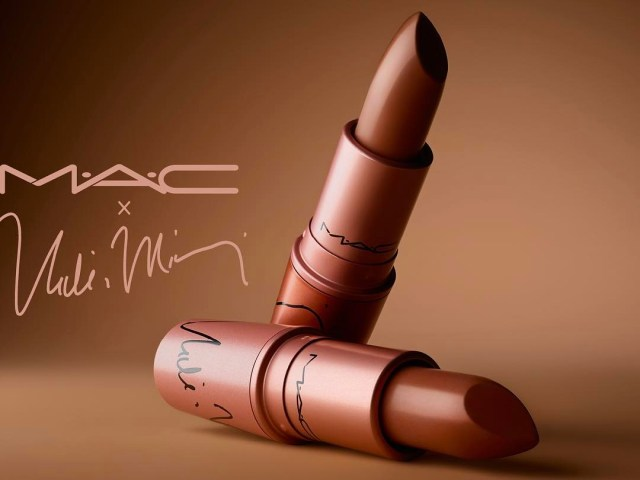 Nicki Minaj X MAC Cosmetics