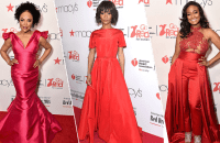AHA Red Dress Collection