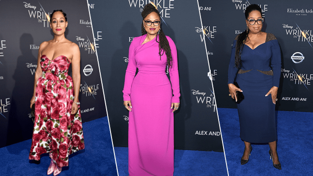 'Wrinkle In Time' Red Carpet