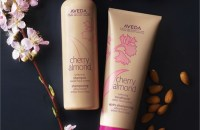 Aveda Cherry Almond shampoo and conditioner