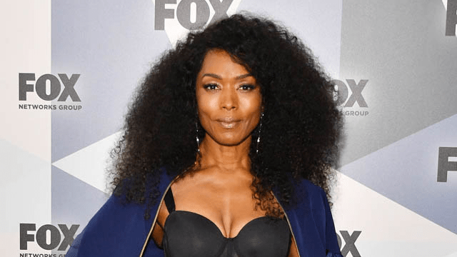 Angela Bassett X Fox Network Upfronts
