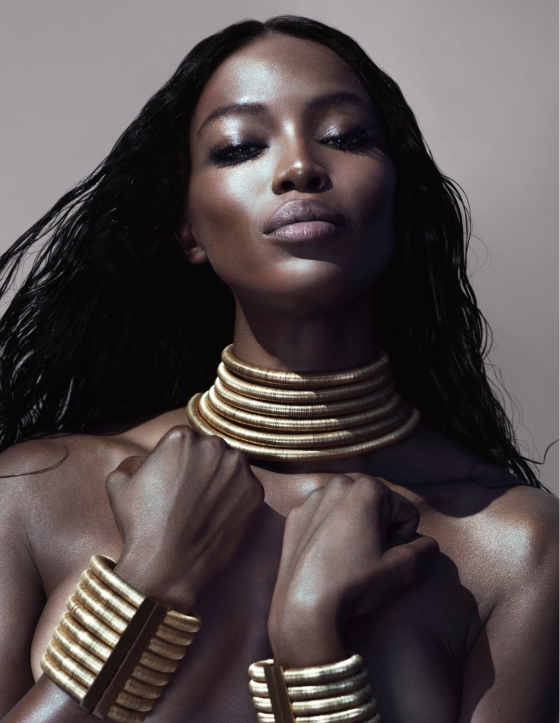 Naomi Campbell X How To Slay