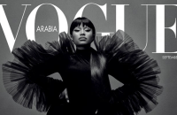 Nicki Minaj x Vogue Arabia September 2018