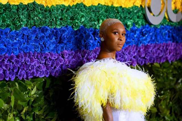 Cynthia Erivo X 2019 Tony Awards