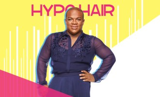 Derek J x Hype Hair August 2019